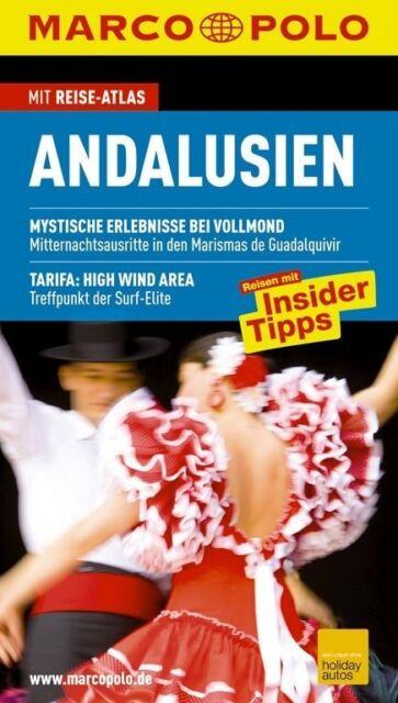 Andalusien - MARCO POLO Reiseführer von Martin Dahms (2010, Taschenbuch)