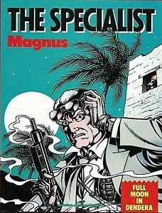 The Specialist Softcover Graphic Novel By Magnus/Full Moon in Dendera/Catalan