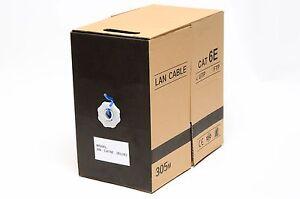 1000ft cat6e lan ethernet cable pull box utp cat 6e. Black Bedroom Furniture Sets. Home Design Ideas