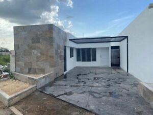 Casa en Venta de Una Planta , Zona Macroplaza Mérida