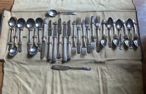 1881 WM Rogers Park Lane Silberbesteck Set. Oneida Ltd