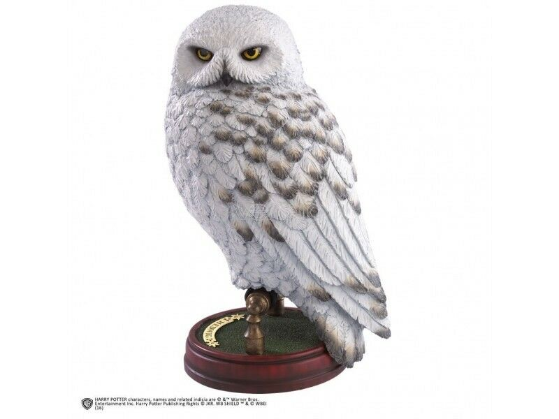 Statua con Piedistallo Edvige Replica Harry Potter 24 cm Noble Collection