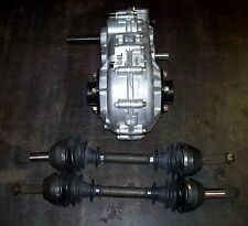 Dana Spicer Schafer Transaxle H-12 FNR IRS with Hilliard AutoLock & Half-Shafts