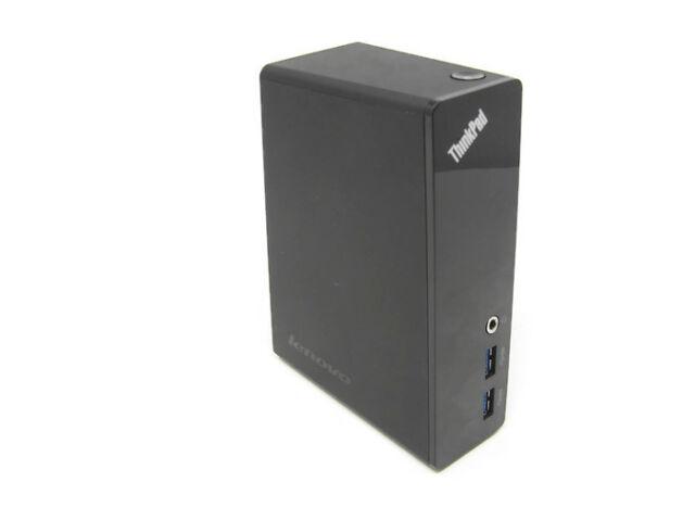 Genuine Lenovo ThinkPad X1 Carbon USB 3.0 Docking Station Only DU9019D1