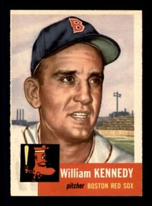 1953-Topps-Set-Break-94-William-Kennedy-NM-OBGcards