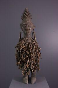 FETICHE-TEKE-AFRICAN-ART-AFRICAIN-PRIMITIF-ARTE-AFRICANA-AFRIKANISCHE-KUNST