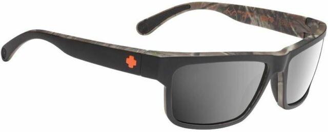 Spy Quanta 2 Sunglasses Decoy ANSI Rx Happy Bronze Polar with Black Mirror