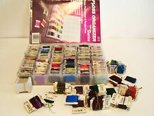 Huge Lot Over 230 Anchor Embroidery Floss Thread with Darise Organizer