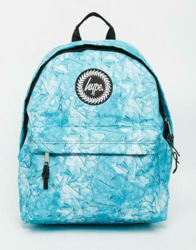 Hype Backpack Rucksack Bag School Bags New Designs For 2019 Blue Glass Xmas Gift