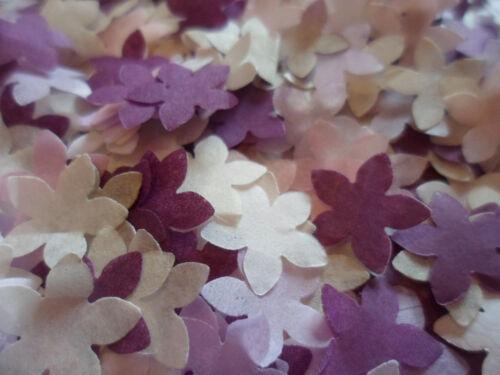 2000 Lilac//Pink //Purple//White//Cream  Flowers //Wedding Confetti Decoration
