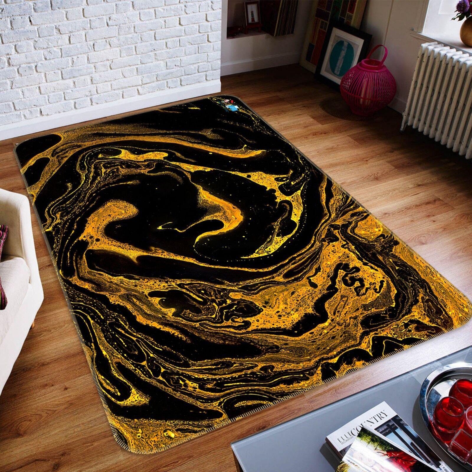 3d acqua dinamico 4 antiscivolo tappeto bagagliaio Qualità Tappeto Elegante