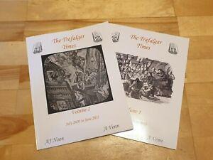 The Trafalgar Times Volume 1 & 2 (July 2091-June 2020/July2020-June2021)