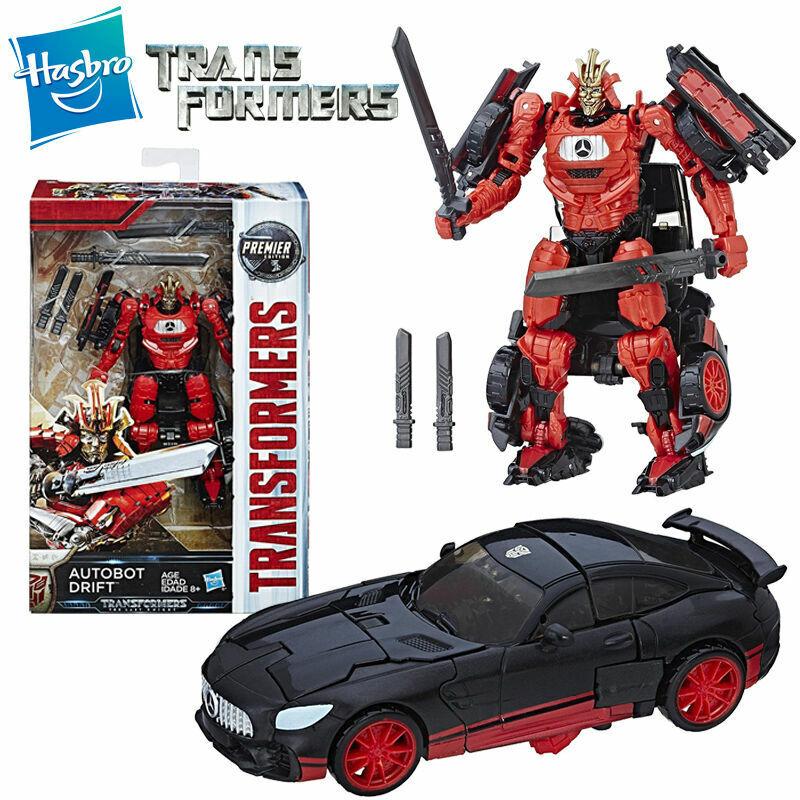 Autobot Drift Transformers le dernier chevalier Premier Edition Action Figure