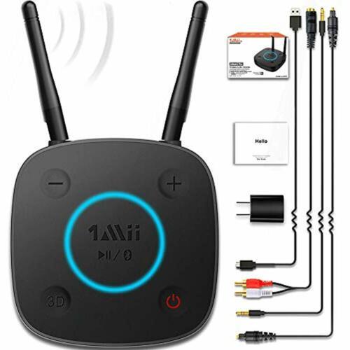 1Mii Bluetooth Network Adapters B06Pro Long Range Receiver HiFi Wireless Audio