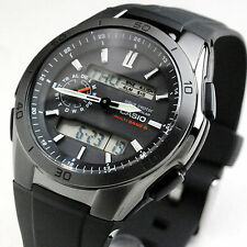 Limited Casio Wave Ceptor Solar Multiband6 Watch Wva-m650b-1ajf Black JPN