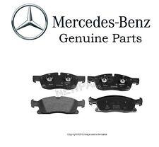 Mercedes W166 GL350 GLE350 ML250 ML350 Front Brake Pad Set Genuine 007 420 81 20