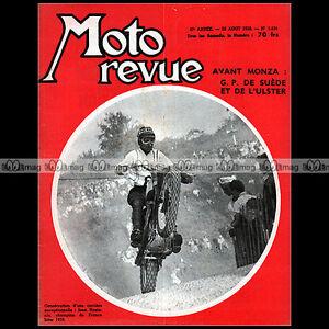 MOTO-REVUE-N-1454-JEAN-HAZIANIS-CROSS-BSA-250-C15-PEUGEOT-175-TYPE-176-AD-1959