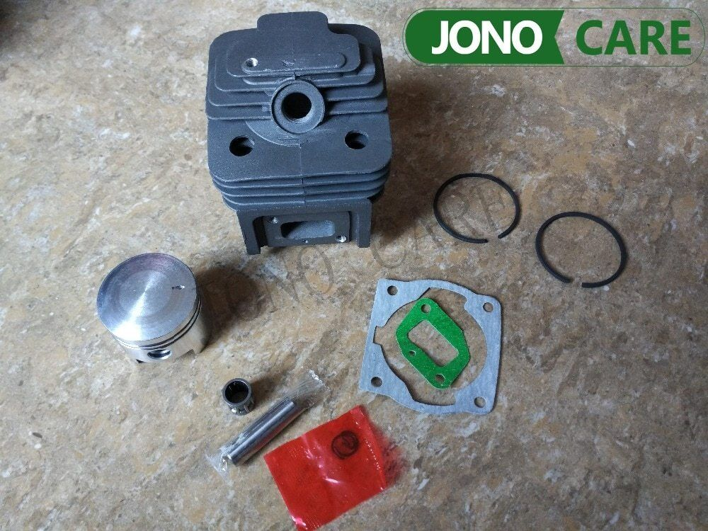 Cylinder Bore 44MM 52CC BC520 CG520 Brush Cutter Cylinder Piston Kit with Man