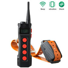 Aetertek 1KM Serious Dog Electric Train Shock Collar anti bark Professional 919C