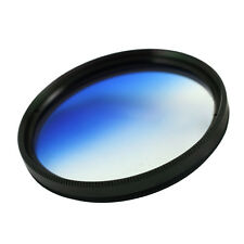 62mm 62 mm Graduated Gradual Blue Color Special Effect Lens Filter Screw Mount