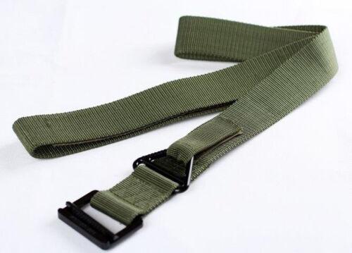 Gun Belt BlackHawk CQB Rescue Riggers Tactical Airsoft Rappelling Belt OD Green