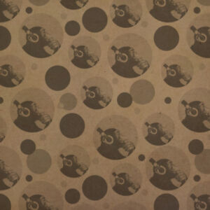 Headphone-Chimp-Monkey-Wall-Premium-Kraft-Gift-Wrap-Wrapping-Paper-Roll