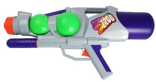NEW Water Gun Super Aqua Blaster Soaker 1200 FREE SHIPPING