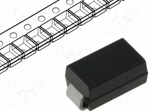 Rolle,Band 1000V 1A  SMA GS1M Universaldiod Diode Gleichrichter SMD Verpackung