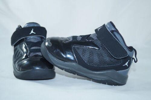 newest c02e2 a10d9 3 sur 7 Air Jordan Flight Team 11 TD Babyschuhe Kleinkind Gr  22 Schwarz  Basketball