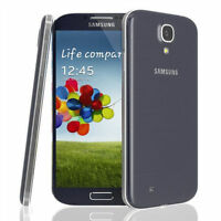 Black 5.0''samsung Galaxy S4 Gt-i9500 Unlocked Smartphone Gps 16gb 2gb Ram 13mp