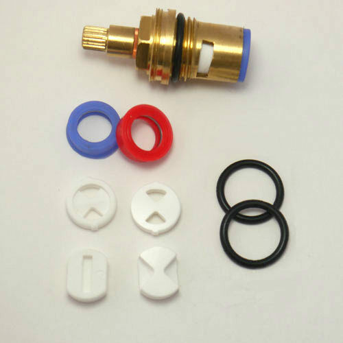 Repair Kit Ceramic Discs Silicone Seal O Ring Washer for Tap Valve ...