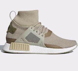 Details zu Adidas Originals NMD XR1 Mid Winter ® ( Men All Sizes 6 12 ) Biege Grey Brown