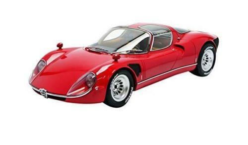 1 12 Premium Classixxs Alfa Romeo Tipo 33 Stradale Red
