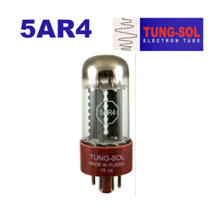 Tung-Sol 5AR4 / GZ34 New Production Rectifier Vacuum Tube