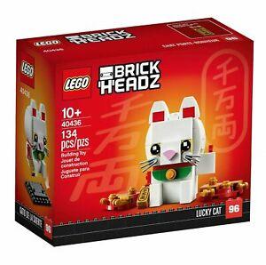 LEGO-Brickheadz-Lucky-Cat-40436-NUEVO-NEW-NIB