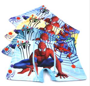 100/% Cotton Spider-Man Kids Boys Underpants Children Cartoon accessories Panties