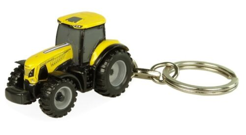 UH5850 Porte-clés du tracteur Mc CORMICK X8 jaune
