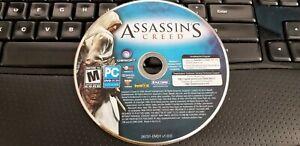 ASSASSIN-039-S-CREED-PC-WIN-XP-VISTA-Original-Disc-ONLY