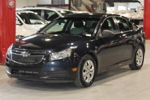 2014 Chevrolet Cruze 1LS 4D Sedan