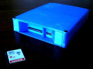 External SCSI2SD v5.1 with Case - Fully Setup Plug-n-Play