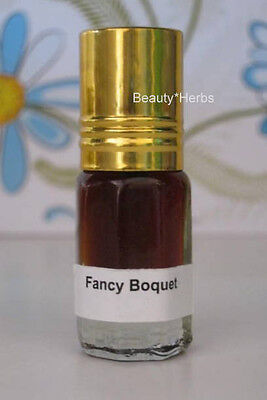 FANCY BOQUET, Attar, Concentrated Perfume Oil, Strong Long Lasting 5 ml Roll On!