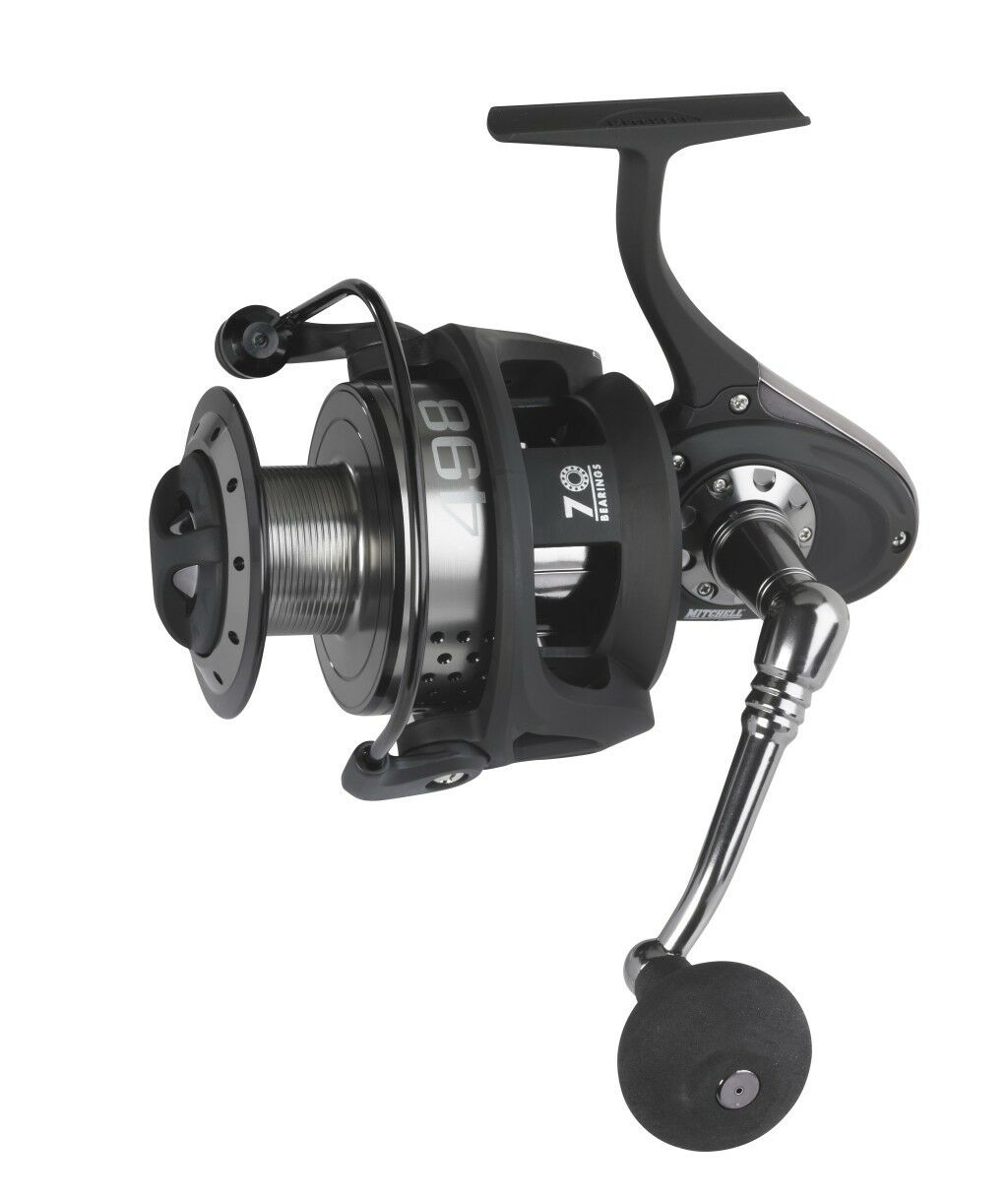 MITCHELL 498 Sea Spinning Reels - 298 398 498   inexpensive