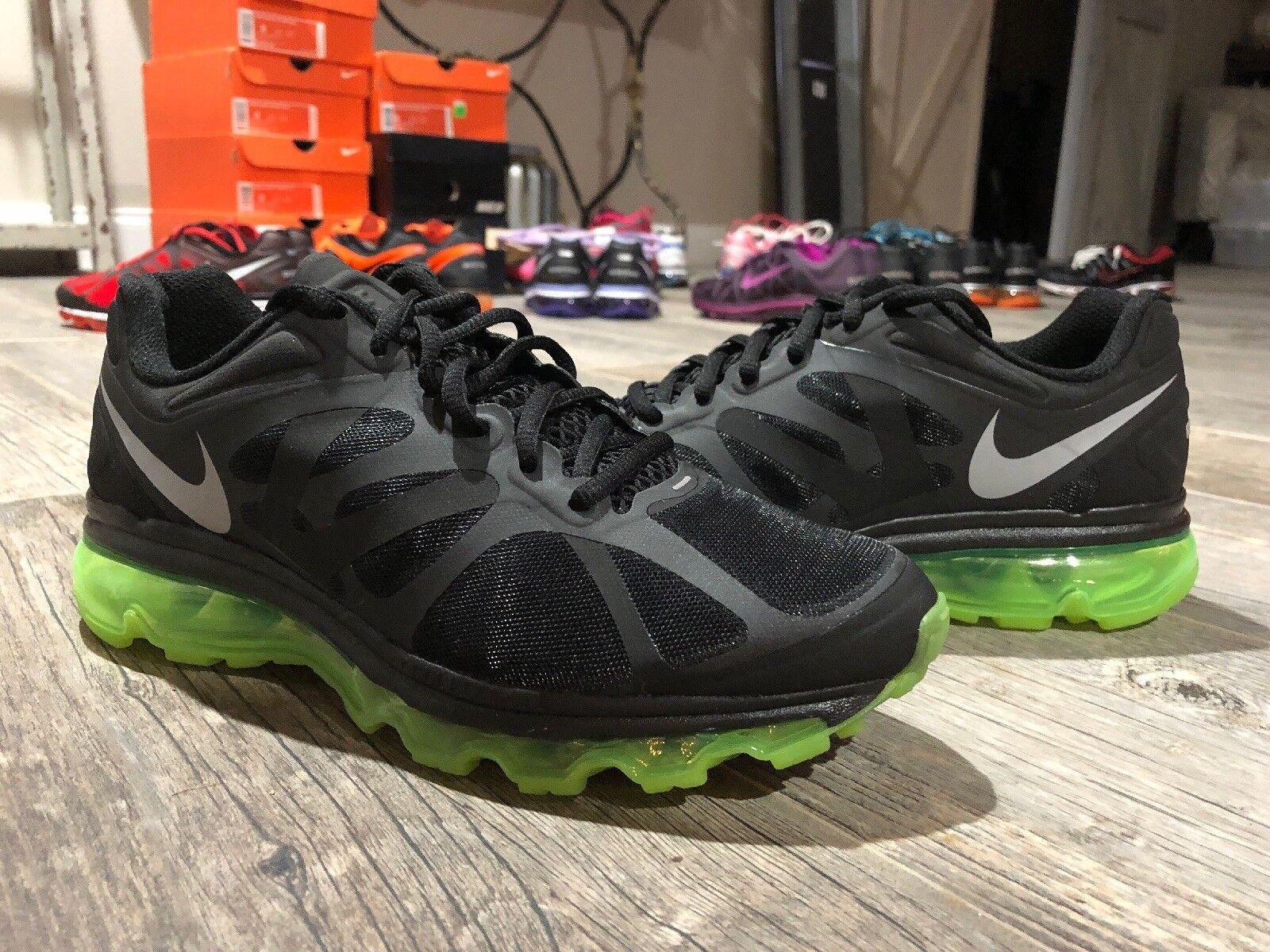 Nike Air Max 2012 487679 001 Size 8