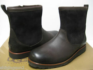 Mens Boots UGG Munroe Stout Leather