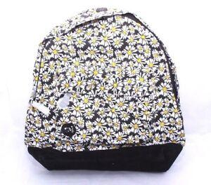 Mi-Pac-Rucksack-Schultasche-Laptop-Daisy-Crazy-Blumenprint-17-Liter-NEU
