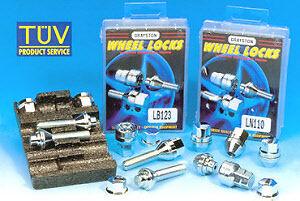 Ford-Capri-Escort-GHIA-RS-2-8i-Alloy-wheel-locking-nuts