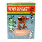 Build Your Own Paper Robots by Josh Buczynski, Julius Perdana (Paperback, 2010)