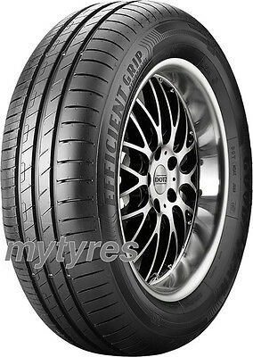 2x SUMMER TYRES Goodyear EfficientGrip Performance 225/55 R16 95W BSW