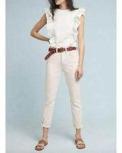 MCGUIRE-DENIM-Vintage-Slim-Straight-Distress-Jeans-Baby-Flamingo-Pink-238-7