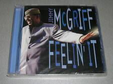 JIMMY MCGRIFF feelin' it USA CD BILL EASLEY WAYNE BOYD DON WILLIAMS SEALED LY01